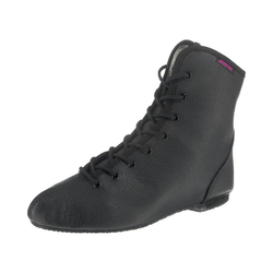 TROSTEL Tanzschuhe STIEFEL N für Mädchen Tanzschuh schwarz 32