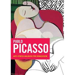 Pablo Picasso als Buch von Frédérique Cassegrain