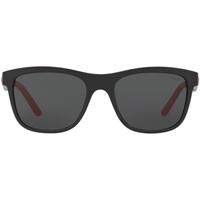 Ralph Lauren PH4120 500187 black-red/ grey
