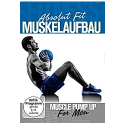 Absolut Fit: Muskelaufbau - DVD  Filme