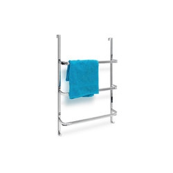 relaxdays Handtuchhalter Tür-Handtuchhalter groß
