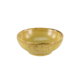 Creatable Dipschale Nature Collection in curry, 11,5 cm