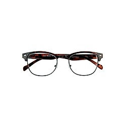 Lesebrille BIG BOSS  havanna-matt  +3.00 dpt.