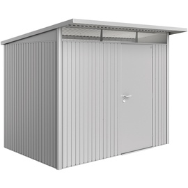 Biohort AvantGarde A5 2,54 x 1,74 silber-metallic Einzeltür