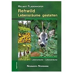 Rehwild. Helmut Fladenhofer  - Buch