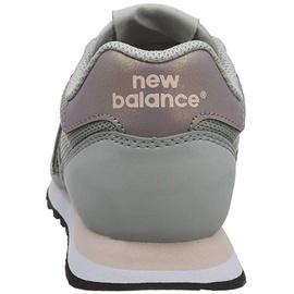 NEW BALANCE 500 grey/ white, 36.5
