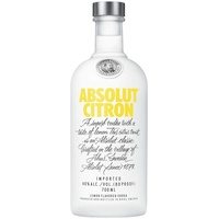 Absolut Citron 40% vol 0,7 l