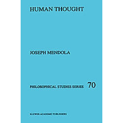 Human Thought. J. R. Mendola  - Buch