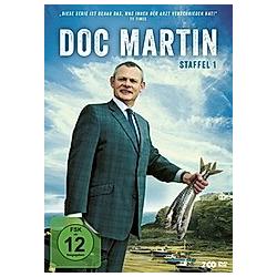 Doc Martin - Staffel 1 - DVD  Filme