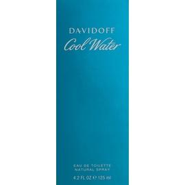 Davidoff Cool Water Eau de Toilette 125 ml