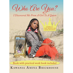 Who Are You? als Buch von Kawania Amina Brickhouse