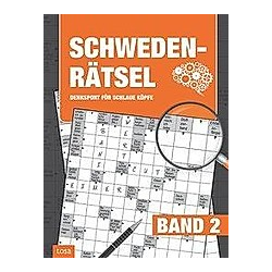 Schweden-Rätsel Band 2; .