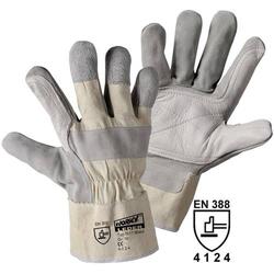 Worky L+D Stabil 1517 Rindspaltleder Arbeitshandschuh Größe (Handschuhe): 10, XL EN 388 CAT II 1 P