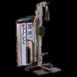 Body-Solid Pro Club S2 Bizeps -/ Trizeps-Zugturm S2BTP (75 kg)