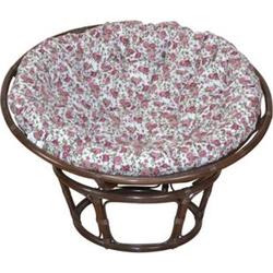 möbel direkt online Papasansessel, Durchmesser 100 cm Sessel mit Kissen