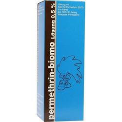 permethrin-biomo Lösung 0.5%
