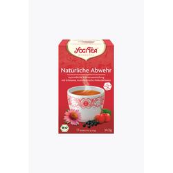 Yogi Tea Natürlicher Abwehr Bio, 17 Teebeutel