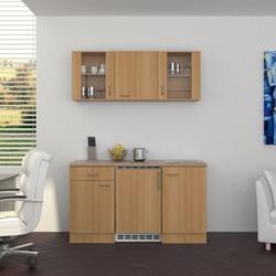 Flex-Well Küchenzeile 150 cm G-150-1001-030 Nano