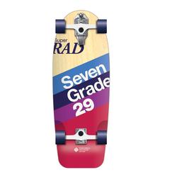 Flying Wheels Surfskater Rad 29'' Surf Skateboard 21 Surfskate