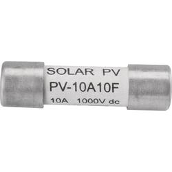 VOLTCRAFT FF-10A-1038 Multimetersicherung (Ø x L) 10mm x 38mm 10A 1000 V/DC Inhalt 1St.