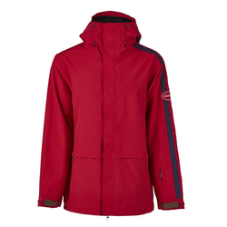 Jacke SESSIONS - Scout Jacket Deep Red (DRD)
