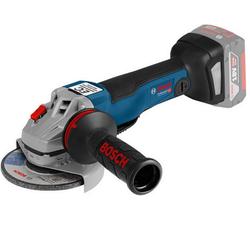 Bosch Akku-Winkelschleifer GWS 18V-125 PC solo Paddelschalter ohne Akku