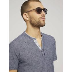 TOM TAILOR Sonnenbrille Gerundete Sonnenbrille