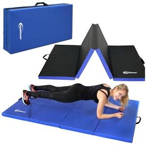 XL Weichbodenmatte 200x100x5cm - Faltbare Turnmatte