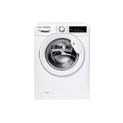 Hoover Waschmaschine HSX 14105T3/1-S, Dampffunktion, Mengenautomatik, 16 Programme
