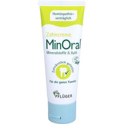 MINORAL Zahncreme 75 ml