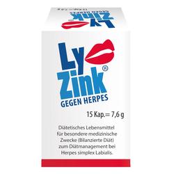 Ly Zink Gegen Herpes Kapseln
