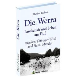 Die Werra als Buch von Manfred Lückert