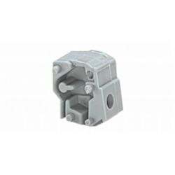 WAGO 257-811 Rasterzwischenstück Polzahl (num) 1 Grau 400St.