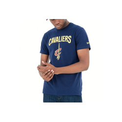 New Era Print-Shirt NBA Cleveland Cavaliers XS