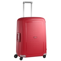 Samsonite S'Cure 4-Rollen 69 cm / 79 l capri red
