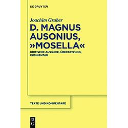 D. Magnus Ausonius