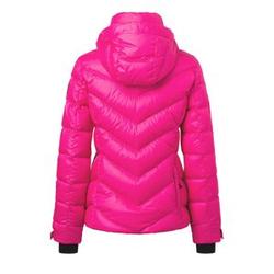 Fire and Ice Sassy2D Daunen Jacke pink
