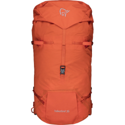 Norrona - Falketind 35L Pack Pureed Pumpkin - Tourenrucksäcke