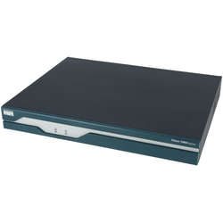Cisco - CISCO1811W-AG-A/K9 - Security Router with 802.11a+g FCC Compliant and Analog B/U