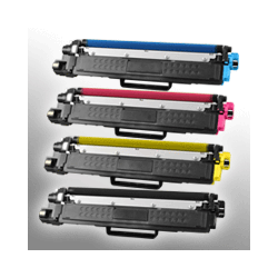 4 Alternativ Toner für Brother TN-243 BK C M Y  4-farbig