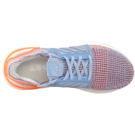 adidas Ultraboost 19 light blue-multicolor/ white, 40