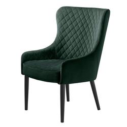 ebuy24 Relaxsessel Otis Sessel grün Velour.