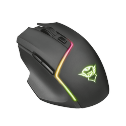 Trust Gaming GXT 161 Disan Wireless Gaming Maus, kabellos