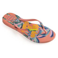 Havaianas Slim Summer Zehentrenner im farbenfrohen Look bunt