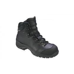Santos Cumbria S3 Flex Halbhoher Schuh Farbe schwarz