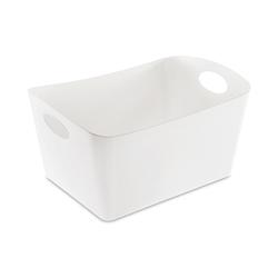 KOZIOL Aufbewahrungsbox Boxxx L Weiß 15 L