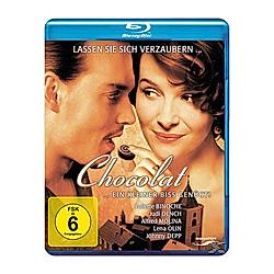 Chocolat - DVD  Filme