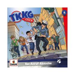 TKKG Hörspiel CD TKKG Junior 6 - Bei Anruf Abzocke