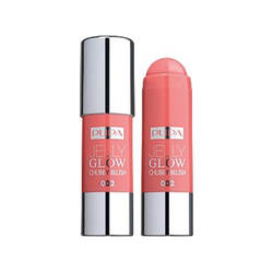 Rouge JELLY GLOW 002 Coral Bloom von PUPA