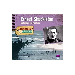Ernest Shackleton  Audio-CD - Hörbuch
